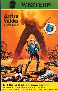 Arriva Valdez by Elmore Leonard Valdez Is Coming, Elmore Leonard, American Actors, Lancaster, Comic Books, Horses, Comics, Cartoons, Cartoons