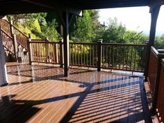 TimberTech deck of the month - Handyman Unlimited, Inc of La Verne, CA
