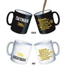 Dayman Heat Sensitive Mug, It's Always Sunny In Philadelphia | review | Kaboodle