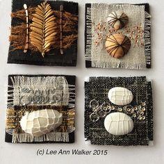 "Lee Ann Walker, 10-2"", 3/25/2015, (clockwise) Rotorua Redwoods, Cathedral Cove, Kaikoura Beach, Hot Water Beach.   by raannd"