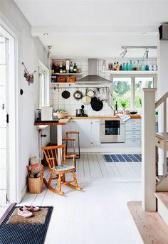 Una casa de campo en Suecia. Depto51