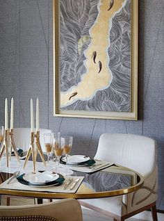 Get stimulated by our exclusive selection of the most luxurious dining tables for your home and design projects. See more interior design ideas here www.covethouse.eu