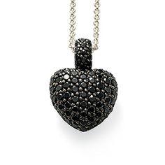 THOMAS SABO Sterling Silver Glam & Soul Pendentif + Chaîne pendentif avec chaîne