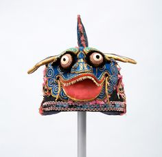 Explore the Textile Museum of Canada's rich repertoire of travelling exhibitions. Textile Museum, Textile Art, Chinese Hat, Costume Hats, Costumes, Chinese Babies, Chinese Crafts, Chinese Festival, Laos