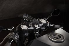 Simplicity Through Detail - Octavia BMW G650X ~ Return of the Cafe Racers