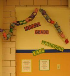 Friendship Raps  Have students create friendship raps for a classroom lesson