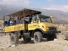 Tafí del Valle. Un destino ideal para el turismo aventura