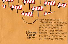 Lettere che immagino | Zelda was a writer
