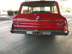1962 Chevrolet Impala Bel Air #chevroletimpala1962