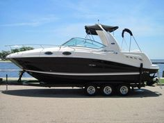 2006 Sea Ray 260 Sundancer