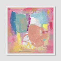 Framed Print - Bright #westelm