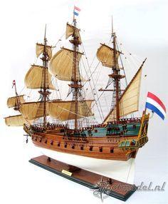 Model Dutch Ship Batavia