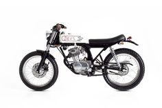 "1976 Honda CB 100 ""Furioso"" Mk II"