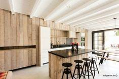 Keuken Vakantiehuisje aan Zee De Judestraat 99 | ZaligAanZee.be