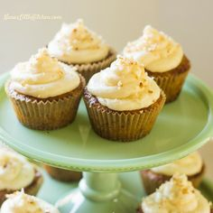 These Sugar Free Italian Cream Cupcakes truly remind me of my mom's beloved Italian Cream Cake that I enjoyed so much as a child.