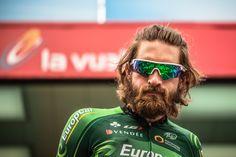 La Vuelta 2014. Kåre Dehlie Thorstad capture.