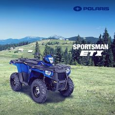 Para el trabajo más duro, la conducción más suave. ¿Ya probaste la Sportsman ETX? Pide la tuya a polaris.informes@gruposcp.com #GoPolaris