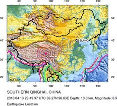 700 Homes Destroyed in China Earthquake - on the Richter Scale