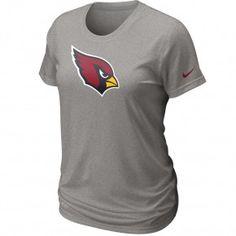 Arizona Cardinals 101 Holiday Gift Ideas: Arizona Cardinals Ladies Nike Dri-Fit tee $40.00