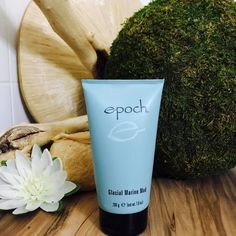 Epoch Glacial Marine Mug Nu Skin, Marine Mud Mask, Glacial Marine Mud, Aquamarine Colour, Benzoic Acid, Unclog Pores, Me Time, Happy Skin, Skin Products