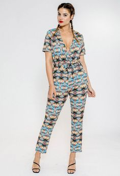 Jumpsuit, Dresses, Fashion, Jean Top, Padded Jacket, Plunging Neckline, Riders Jacket, Rompers, Woman Clothing