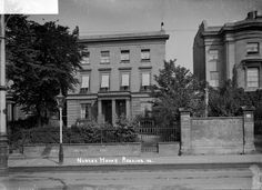 The Nurses Home on Kings Road, Reading. Part of the Dann-Lewis Collection.  (P DX322 DL/96)