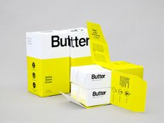 Butter (Student Project) on Packaging of the World - Creative Package Design Gallery