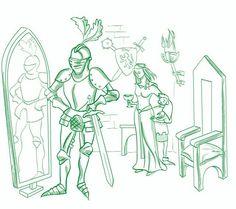 9 Ideas De El Caballero De La Armadura Oxidada Oxidado Caballeros Libros