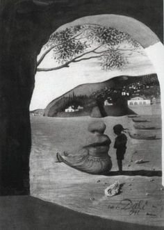 Salvador Dali.                                                       …