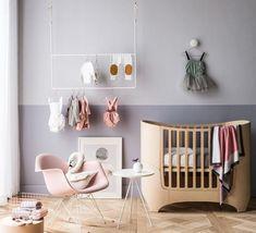 Ecco alcuni spunti interessanti per dipingere la cameretta del neonato rendendola un ambiente unico ed accogliente