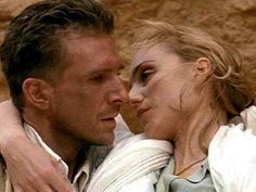 Ralph Fiennes and Kristen Scottt Thomas  The English Patient