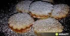 Hungarian Recipes, Small Cake, Biscotti, Muffin, Good Food, Dessert Recipes, Food And Drink, Favorite Recipes, Sweets