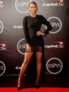 Who do you think is the Best Dressed Female Celeb @ the 2014 ESPY Awards - Binoculars Magazine