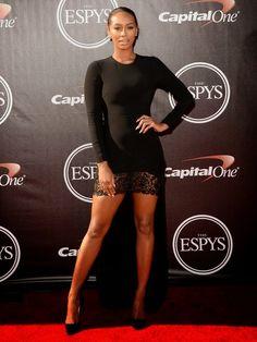 Who do you think is the Best Dressed Female Celeb @ the 2014 ESPY Awards - Binoculars Magazine