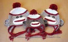 toucas e chapéus de crochet - Pesquisa Google