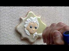 Creating the Head of Elsa video tutorial