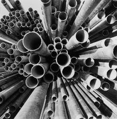 Peter Keetman: Rohre aus unserer Rubrik: Fotografie