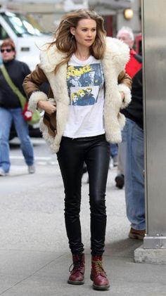 Model Streetstyle: Behati Prinsloo | Fashionisima.es