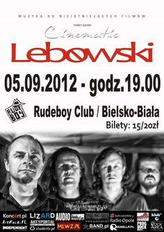 Lebowski w Bielsku-Białej - Bielsko-Biała - Informator Kulturalny Gdzieco.pl