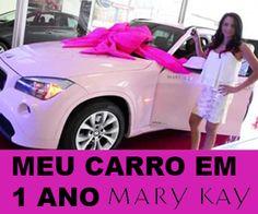 carro rosa mary kay brasil - Pesquisa Google