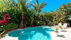 Look no further for the perfect vacation rental! This three bedroom vacation rental is located on the serene north end of Anna Maria Island. Tastefully decorated with beautiful beach décor, and boasting a wonderfully ...