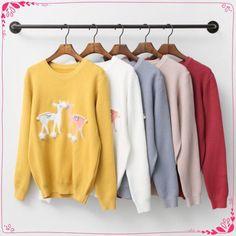 동화같이 순수하고 귀여운 니트를 소개합니다 (*˘◡˘*) 보기만 해도 포근해지는 2017 신상 밤비니트!!  향기옷장에서 만나보세요~❤ 검색창에 향기옷장을 검색하세요  http://m.storefarm.naver.com/perfumedress/products/613759472  #향기옷장 #어이거이쁘다 #어이거예쁘다 #2017신상 #니트 #귀여운니트 #밤비니트 #봄신상 #봄니트 #따듯한옷 #니트베스트 #니트러브 #여자니트 #여자니트코디 #여자니트추천