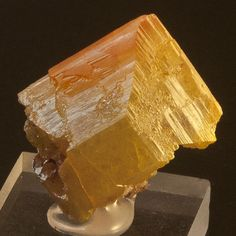 Wulfenite - Mfuoati District, Republic of Congo Minerals For Sale, Congo, Auction