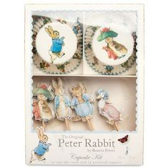 Meri-Meri - Peter Rabbit Cupcake Kit | Peter's of Kensington