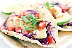 Delicious and easy Fish Tacos recipe for diabetics