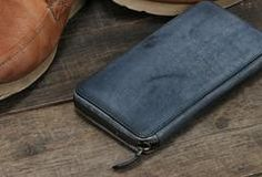 Cool leather mens long wallet vintage zipper long clutch wallet for me Card Wallet, Clutch Wallet, Vintage Leather, Leather Men, Best Leather Wallet, Leather Notebook, Long Wallet, Notebooks, Zip Around Wallet