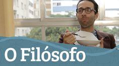 O FILÓSOFO - GRANDES PERSONALIDADES DO NOSSO TEMPO