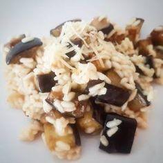Rizoto s lilkem Feta, Risotto, Cheese, Ethnic Recipes