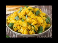 Aloo Masala is an Indian style spicy potato dish. It is a quick and easy recipe and is an excellent side for lunch/dinner. Masala Aloo Recipe, Potato Curry, Potato Dishes, Quick Easy Meals, Cauliflower, Spicy, Cooking Recipes, Potatoes, Lunch