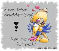 einen lieben Knuddel-Gru� - 033